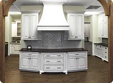 MidSouth Custom Cabinets Showroom